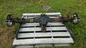 2005 2009 Ford Mustang Gt Rear End Differential 8 8 Axle
