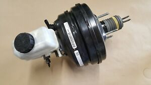2013 2014 Ford Mustang Gt 302 Brake Booster Master Cylinder Manual Oem