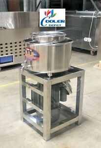 New 18 Lbs Commercial Food Cutter Chopper Mixer Processor Heavy Duty Model Ccm18
