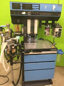 Drager Narkomed 2b Anesthesia Machine Powers Up Passes Post Test