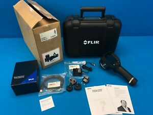 Flir E4 Compact Thermal Imaging Camera With 80 X 60 Ir Resolution Msx And Wi f
