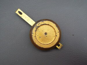 Vintage Brass And Metal Clock Pendulum Spares Parts