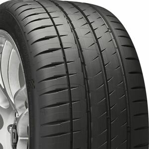 Michelin Pilot Sport 4s Tire 305 25zr20 97y 09881 Qty 1