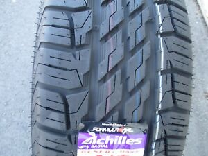 4 New 275 45r20 Achilles Desert Hawk A t Tires 2754520 45 20 R20 45r All Terrain