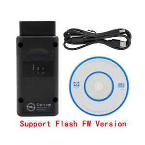 Opcom Diagnostic Tool V1 95 2014v For Opel Car Flash Firmware Version Obd2 V6u1l