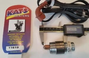 Kat s 11619 Engine Heater Block Heater