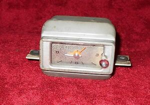 1964 1965 1966 Ford Thunderbird Hardtop Landau Convertible Original Dash Clock