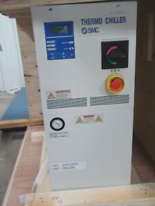 Smc Hrz010 ws a1 x012 Thermo Chiller Tel 3d13 000007 v1