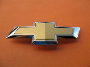 2018 2019 Chevrolet Equinox Front Grille Bow Tie Emblem Logo Badge Sign 18 19 7