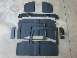 Jeep Wrangler Jl 4 Door Headliner Insulation Kit Mopar Oem