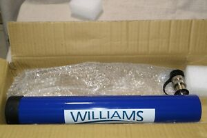 Williams By Snap On 15 Ton 14 Inch Stroke Hydraulic Cylinder 6c15t14