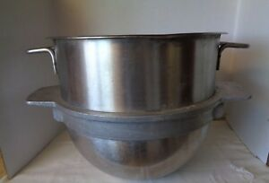 Varimixer Stainless Steel Mixing Bowl R40 75am 20 Qt For 40qt Mixer 203 20b