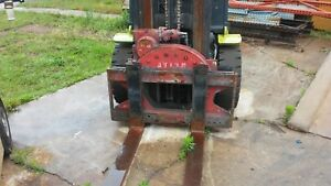 Class Iii Atib Rotator Attachment For Forklift Fits All 20 Carriages Gc