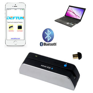 Magnetic Stripe Card Reader Writer For Mobile Iphone Ios Android Easymsr App Usb