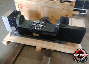 Haas Tr 210 Trunnion Table 4th 5th Axis Rotary Table New Never Installed