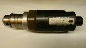 Florida Pneumatic 3 8 Straight Handle High Speed Drill fp 3501