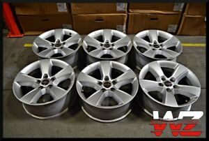 17 X 7 Dodge Charger Challenger Silver Wheels Rims Factory Oem 1ls52trmab 2405