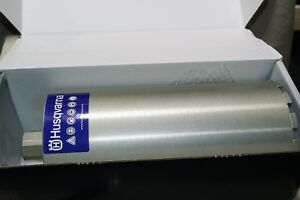 New 7 Husqvarna Banner Line Concrete Core Coring Diamond Drill Saw Bit Wet