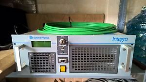 60w Fiber Laser Spectra Physics I8a 810 60s 213 In Working Condition W Lens