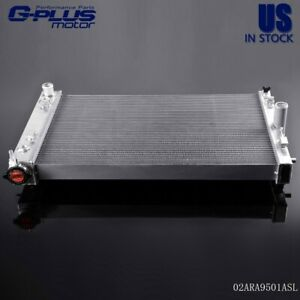 For 2005 06 Pontiac Gto Performance Aluminum Racing Radiator 6 0l V8