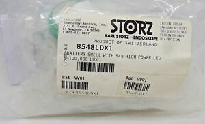 Storz 8548ldx1 Battery Shell With 548 High Power Led New