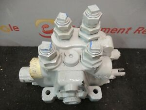 Gresen Hydraulic Pump Valve Sections Assembly Solenoid Pneumatic Control