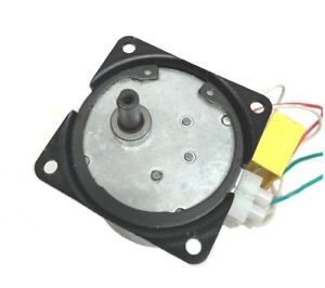 Gnp Hot Dog Roller Grill Replacement Gear Motor With off Center Shaft Drive