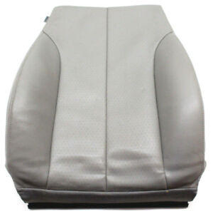 2010 Vw Passat Leather Seat Cushion Upper Grey Front Right Oem 09 10