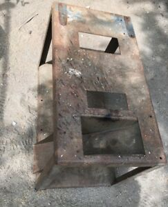 Delta Rockwell Jointer Band Saw Table Saw Combo Stand with Dust Chute