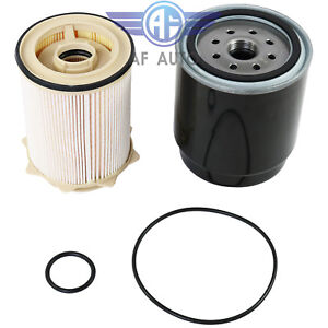 Water Separator Fuel Filter Kit For Dodge 6 7l Cummins 13 18 Ram 2500 3500 4500