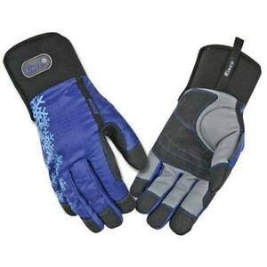 Kinco 2060w m Women s Lined Winter Glove With Waterproof Lining one Pair