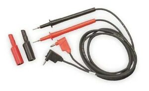 Simpson Electric 00125 Test Leads New