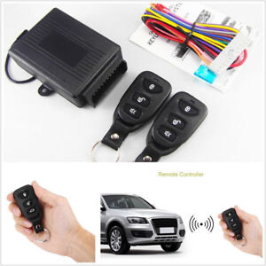 New Remote Control Central Kit Car Door Lock Locking Keyless Entry System Key