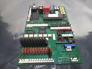 Merlin 2000 Royal Vendors Vending Machine Control Board Rev 1 11 Sale Used 199