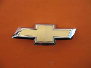 2018 2019 Chevrolet Equinox Front Grille Bow Tie Emblem Logo Badge Sign 18 19