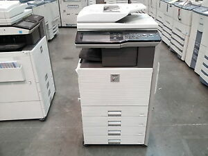 Sharp Mx 3100n Color Copier
