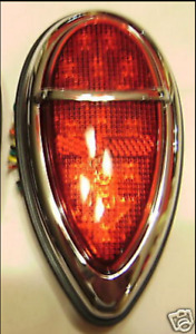 1938 39 Ford Vintage Style Signiture Series Led 1 Only 3rd Brake Light