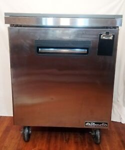 Blue Air Baur28 Undercounter Commercial Refrigerator 1 Door