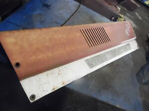 1974 Farmall 966 Diesel Farm Tractor Right Hood nice