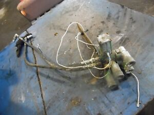 1974 Farmall 966 Diesel Farm Tractor Aftermarket Hydraulic Outlet Multiplier