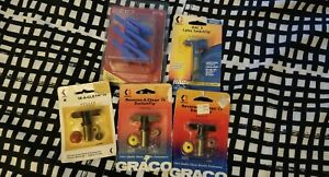 Graco titan Spray Tips lot Of 10
