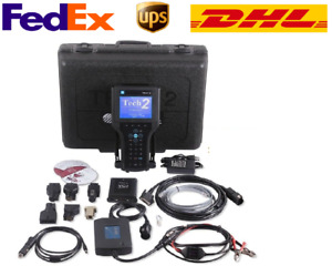 Tech2 Diagnostic Tool For Gm saab opel suzuki isuzu holden Car Scanner New Dhl