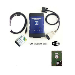 For Vauxhall Opel Mdi tech 3 New Gm Mdi tech 3 With 2017 07 Version Hdd
