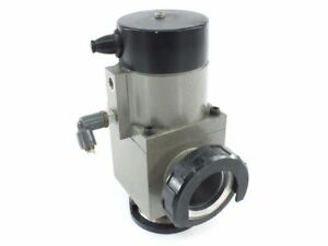 Edwards Pv40 Pipeline Valve For Diffstak Diffusion Vacuum Pump Nw40 Ports