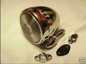 Stainless Steeltear Drop Dummy Spot 1 Lead Sled cool Custom kustom Rat Rod