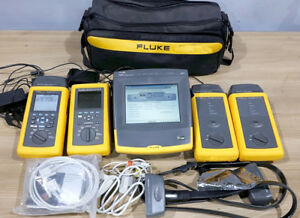 Fluke Optiview Dsp 4300 Dsp100 Cable Tester b2
