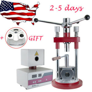Ce Dental Dentistry Flexible Denture Injection System Press Duplicating Flasks