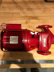Bell Gossett 1 6hp 1725rpm Circulating Pump 1 Connection New