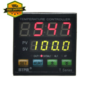 Mypin Ta4 snr k Thermocouple Snr Pid Dual Digital Display Temperature Control