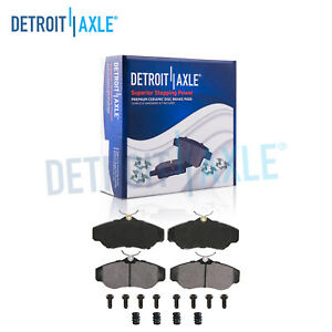 Front Ceramic Brake Pads 1999 2000 2001 2002 Land Rover Range Rover Discovery